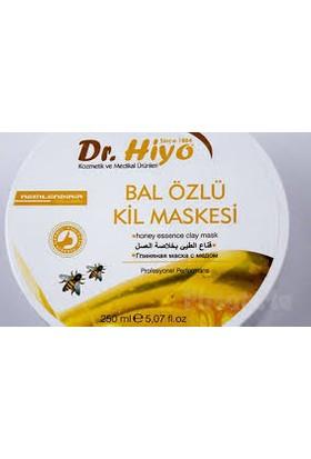 Dr. Hiyo Bal Özlü Kil Maskesi 250 Ml