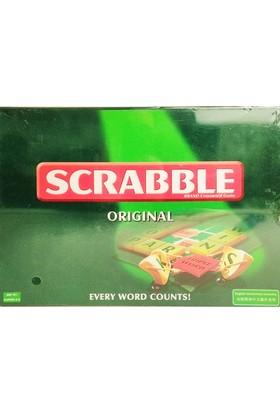 Scrabble Kelime Üretme Oyunu İngilizce
