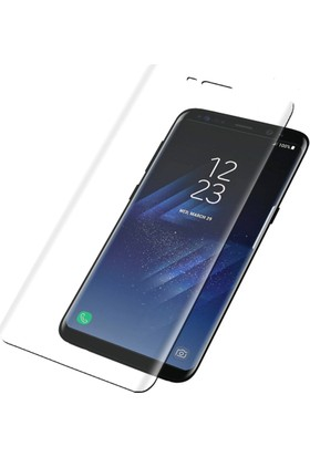 Panzerglass™ Premium 3D Samsung S8 Temperli Cam Ekran Koruyucu