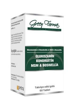 Green Farma Glukozamin Petra