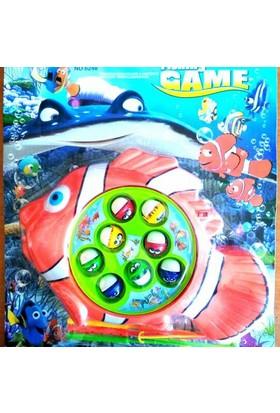 King Toys Balık Tutma Oyunu (Pilli)