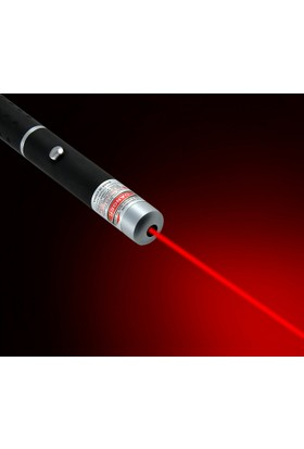 Nanotron Kırmızı Lazer Pointer Sunum Kalemi