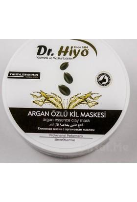 Dr. Hiyo Argan Özlü Kil Makesi 250 Ml