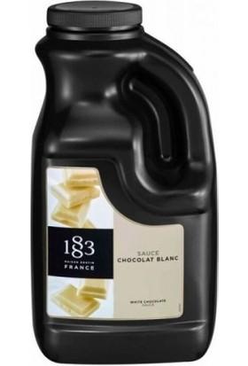 1883 Beyaz Çikolataıı Dondurma Sosu 2 Lt
