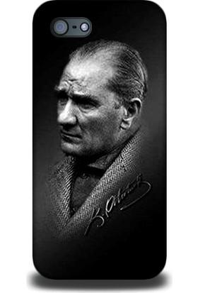 Dynamics Apple iPhone 6 Atatürk Resimli Kılıf 23
