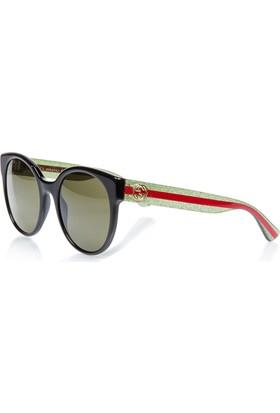 Gucci Gg 0035S 002 Kadın Güneş Gözlüğü