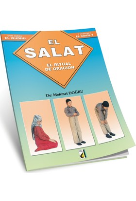 Abdest Gusül Namaz Kitabı (İspanyolca)