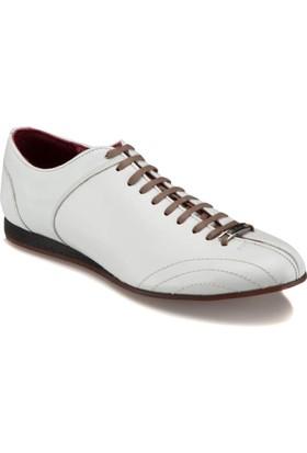 Dockers By Gerli 214122 Beyaz Erkek Ayakkabı