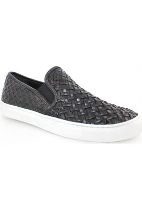 Drexel 10840 Siyah Günlük Deri Erkek Ayakkabı