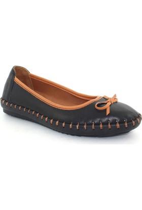 Darkwood 63924 Siyah Kadın Ayakkabı
