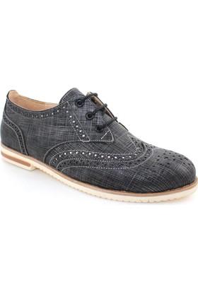 Güven Ventes 70225 Siyah Günlük Kadın Ayakkabı