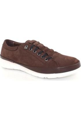 Güven Ventes 123204 Kahverengi Kadın Günlük Ayakkabı