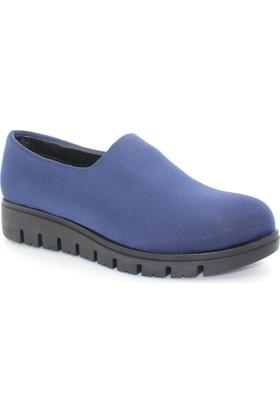 Güven Merry Pace Poli Mavi Kadın Günlük Ayakkabı