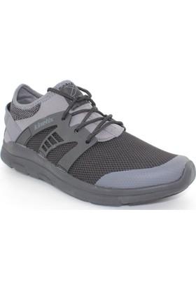 Kinetix Liber Siyah Erkek Spor Ayakkabı
