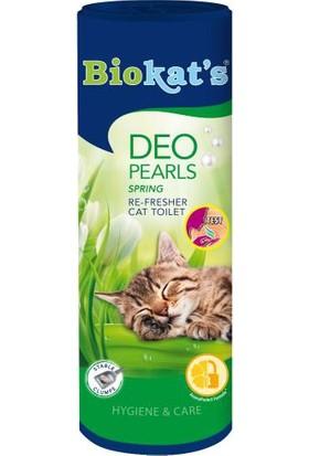 Bıokats Deo Pearls Kd Kumu Parfümü Bahar 700G