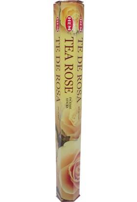 Hem Tütsü Çay Gülü Çubuk Tütsü 20'li (Tea Rose)
