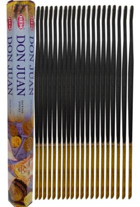 Hem Çekici Ve Çapkın Erkek Çubuk Tütsü 20'li (Don Juan)