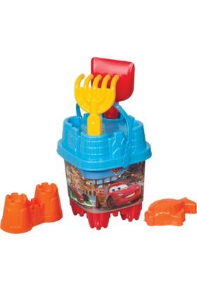 Cars Küçük Kale Kova Set