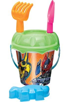 Transformers Küçük Kova Set