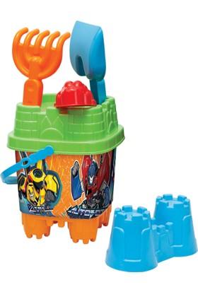 Transformers Küçük Kale Kova Set