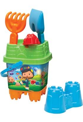 Pepee Küçük Kale Kova Set