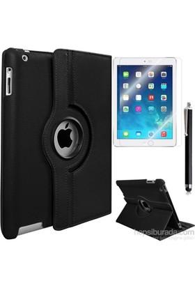 Serhan Apple iPad Pro 10.5 İnç 2017 Model 360 Dönerli Tablet Kılıf