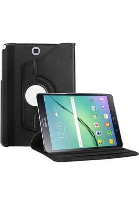 Serhan Sıfırbir Samsung Galaxy Tab S2 9.7'' T810/T815 360 Derece Dönerli Standlı Kılıf