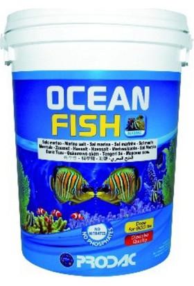 Prodac Ocean Fish Salt Deniz Akvaryum Tuzu 600 Lt 20 Kg