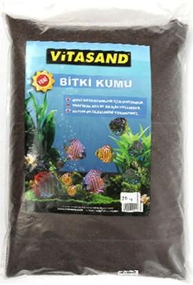 Vitasand Proffesional Bitki Kumu Kırmızı 20 Kg