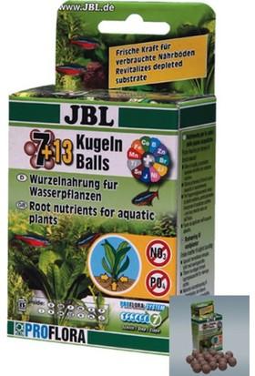 Jbl The 7 +13 Balls Akvaryum Bitkileri Kök Gübre Topu
