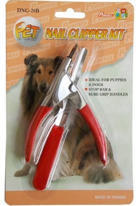 Percell Kedi Köpek Giyotin Tırnak Makası Ve Törpü Takım