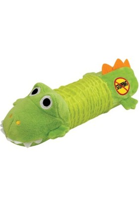 Petstages No Fill Alligator Peluş Sesli Köpek Oyuncak