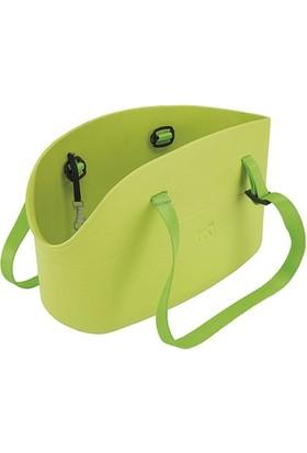 Ferplast With Me Bag Small Green Kedi Köpek Taşıma Çantası Küçük