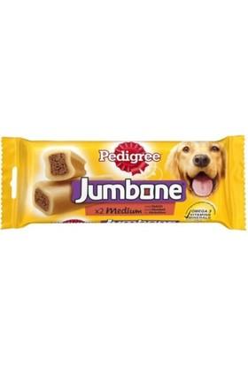 Pedigree Jumbone Orta Boy Köpek Ödül Kemiği 2 Li Paket 200 Gr