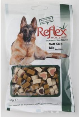 Reflex Yumuşak Kalp Mix Köpek Ödülü 150 Gr