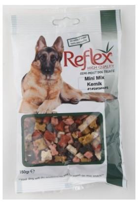 Reflex Yumuşak Mini Kemik Mix Köpek Ödülü 150 Gr