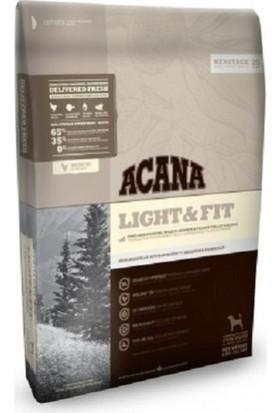 Acana Heritage Light Fit - Fazla Kilolu Köpekler İçin Köpek Maması 11,4 Kg