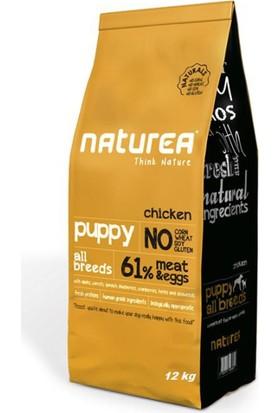 Naturea Tavuklu Yavru Köpek Maması 12 Kg