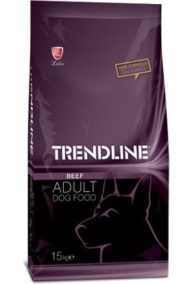 Trendline Dog Beef Biftekli Kuru Köpek Maması 15 Kg