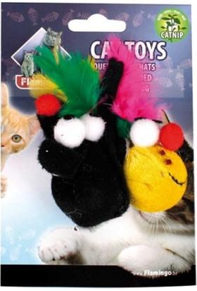 Karlie İkili Tüylü Fare Kedi Oyuncak