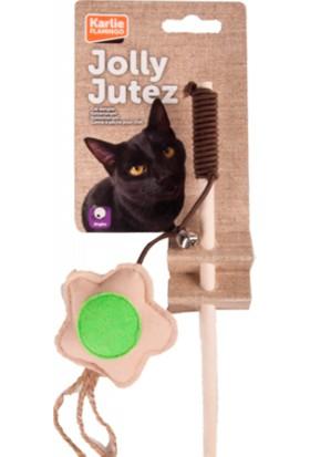 Karlie Doğal Kedi Olta Oyuncak