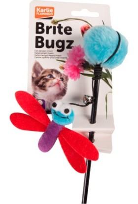 Karlie Ateşböceği Kedi Olta Oyuncak