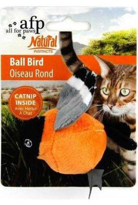 Afp Kediler İçin Doğal İçgüdü Top Oyuncak Afp2016