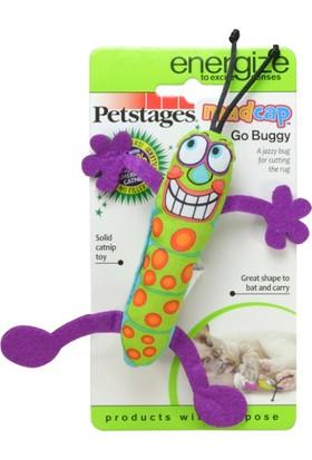 Petstages Madcap Go Buddy Kediotlu Kedi Oyuncağı