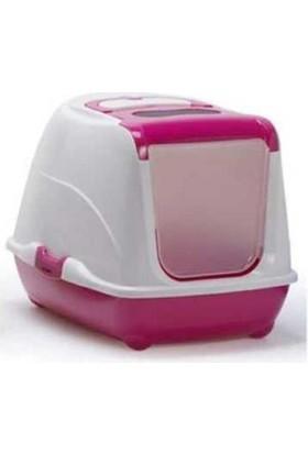 Moderna Flip Cat Filtreli Kapalı Kedi Tuvaleti - 57X43X42