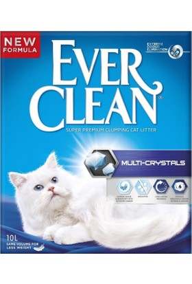 Ever Clean Multi Crystal Doğal Kum 10 Litre