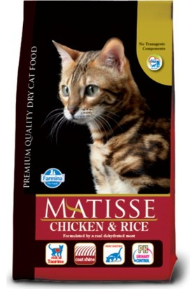 Matisse Chicken Tavuklu Yetişkin Kuru Kedi Maması 1,5 Kg