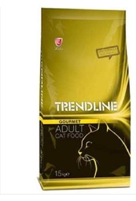 Trendline Multi Color Gourmet Yetişkin Kedi Maması 15 Kg