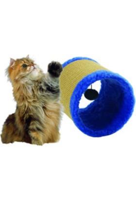 Karlie Catnipli Oyuncaklı Kedi Yuvarlanma Tahtası 20X30Cm K33630