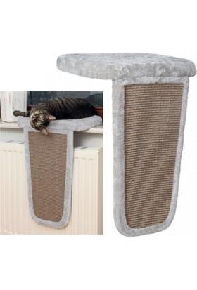 Trixie Kedi Cam Önü Yatağı Ve Tırmalama 45 Cm X 62 Cm X 32 Cm